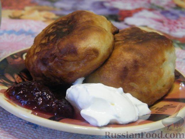 Рецепт Оладушки-пышечки