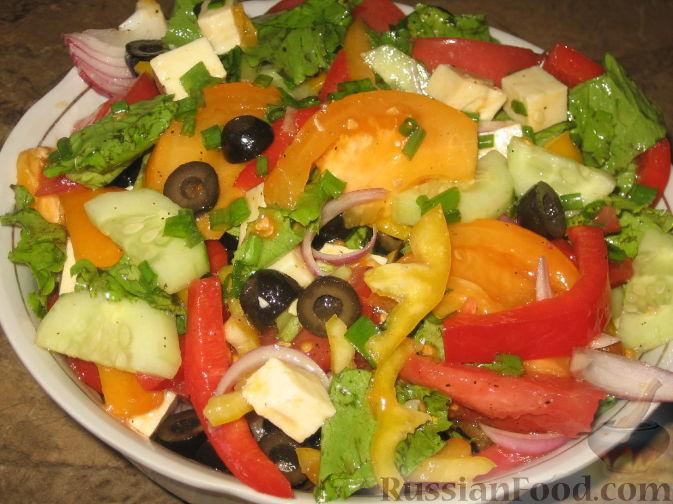 Салат круиз рецепт