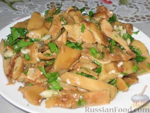 Рецепт Рыжики соленые