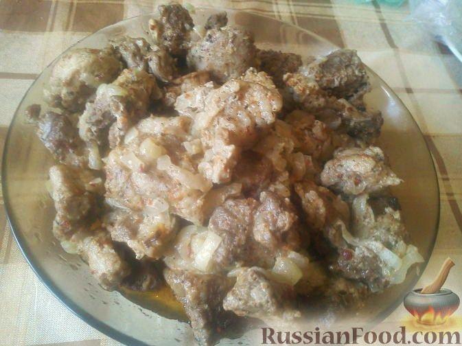 Рецепт Свинина в духовке