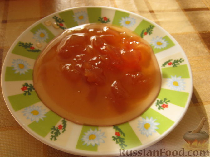 Рецепт Варенье грушевое