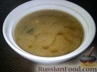 Фото к рецепту: Мисо суп