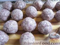 Фото приготовления рецепта: Тефтели в мультиварке - шаг №4