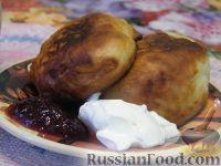 Фото к рецепту: Оладушки-пышечки