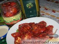 Фото к рецепту: Сушеные помидоры