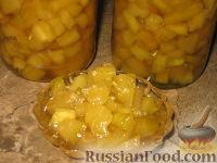 """Фото приготовления рецепта: Кабачковое варенье """"Под ананас"""" - шаг №4"""