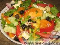 Фото к рецепту: Салат Круиз