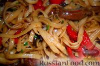 Фото к рецепту: Лапша по-китайски