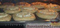 Фото приготовления рецепта: Ватрушки с творогом, из дрожжевого теста - шаг №4