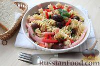 Фото к рецепту: Макаронный салат
