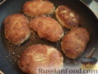 Фото приготовления рецепта: Котлеты из капусты - шаг №12