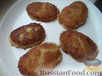 Фото приготовления рецепта: Котлеты из капусты - шаг №13