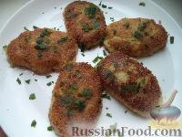 Фото к рецепту: Котлеты из капусты