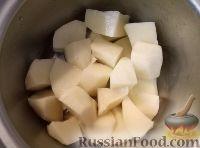 Фото приготовления рецепта: Суп из сельдерея с картофелем - шаг №2