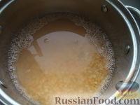 Фото приготовления рецепта: Суп из гороха с рисом - шаг №2