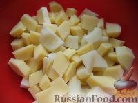 Фото приготовления рецепта: Суп из гороха с рисом - шаг №7