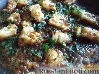 Фото к рецепту: Жареное филе минтая в крахмале