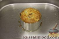 Фото приготовления рецепта: Горбуша, запеченная с  грибами и сыром - шаг №13