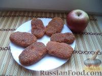 Фото к рецепту: Морковно-яблочные котлеты