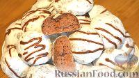 Фото к рецепту: Мягкие шоколадные пряники