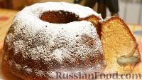 Фото к рецепту: Творожный кекс по ГОСТу