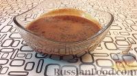 Фото к рецепту: Шоколадная глазурь из какао и молока