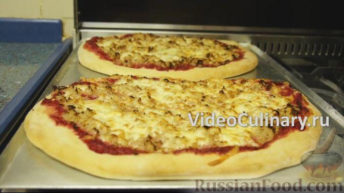 Фото приготовления рецепта: Капуста, тушенная с мясом и рисом (на сковороде) - шаг №1