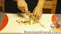 Фото приготовления рецепта: Омлет с шампиньонами - шаг №2