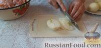 Фото приготовления рецепта: Курица в соевом соусе - шаг №2