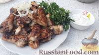 Фото приготовления рецепта: Курица в соевом соусе - шаг №6