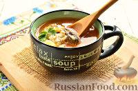 Фото к рецепту: Суп с килькой