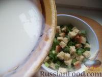 Фото приготовления рецепта: Окрошка по-армянски - шаг №6