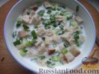 Фото приготовления рецепта: Окрошка по-армянски - шаг №7