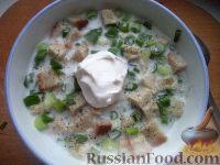 Фото приготовления рецепта: Окрошка по-армянски - шаг №8