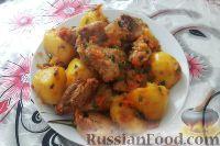 """Фото к рецепту: Картофель """"Нурлаша"""""""