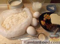 Фото приготовления рецепта: Кулич домашний - шаг №1