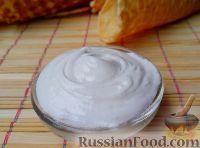 Фото к рецепту: Глазурь заварная для украшения изделий