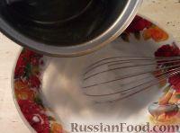 Фото приготовления рецепта: Глазурь заварная для украшения изделий - шаг №6
