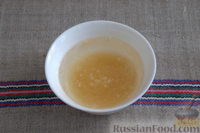 Рецепт желе из желатина и варенья в домашних условиях с фото