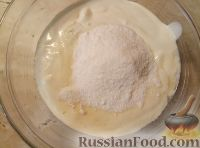 Фото приготовления рецепта: Сливочный (сметанный) крем - шаг №2