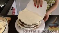 """Фото приготовления рецепта: Торт """"Лимонник"""" - шаг №15"""