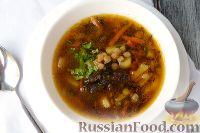 Фото к рецепту: Суп из чечевицы
