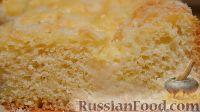 Фото к рецепту: Сахарный пирог