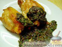 Фото к рецепту: Куриные бедрышки в имбирном маринаде