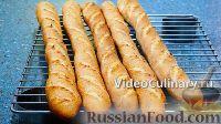 Фото к рецепту: Французский багет
