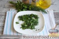Фото приготовления рецепта: Свиные рулетики с грибами - шаг №11