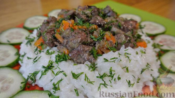 Фото приготовления рецепта: Бутерброды с намазкой из минтая и жареного лука - шаг №4