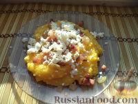 Фото к рецепту: Банош по-гуцульски