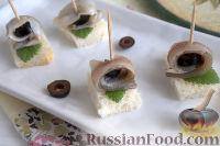 Фото к рецепту: Мойва, маринованная со специями