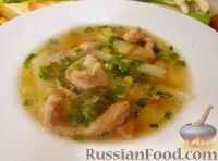 Фото к рецепту: Корейский суп